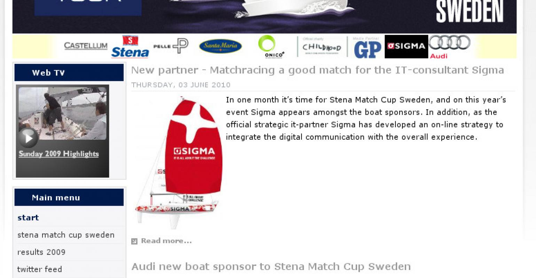Match Cup Sweden